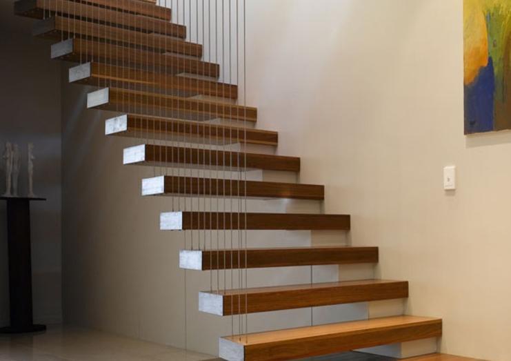 design treppe treppen schwebende stufen kragarmtreppen. Black Bedroom Furniture Sets. Home Design Ideas